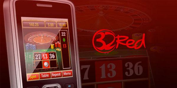 Uskomaton 32 Red Casino